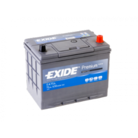 Exide EA754 Premium (068/030) Exide Commercial