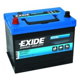 Exide ER350 Dual (069/031) Exide Leisure