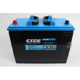 Exide ER650 Dual (656) Exide Leisure