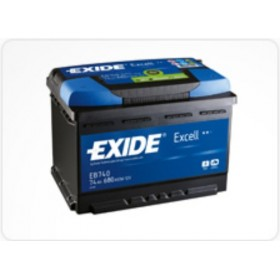 Exide Car Excell