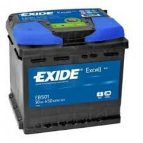 Exide EB501 W077SE (B20)