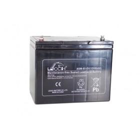 Leoch LPC12-75 Mobility Battery (12V 75AH) (75-12) (85-12) (AGM85EV)(DC85-12) Leoch Industrial