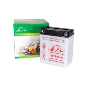 Leoch YB12AL-A 12v 12Ah Motorcycle Battery