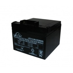 Leoch LPC12-26 Golf Trolley Battery (12V 26AH) (26-12)(AGM28EV) Leoch AGM & GEL