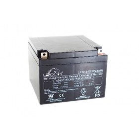 Leoch LPC12-24 Mobility Battery (12V 24AH) (24-12) Leoch Industrial