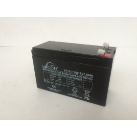 LEOCH LP12-7.0S 12V 7.0Ah AGM Battery Leoch Alarm