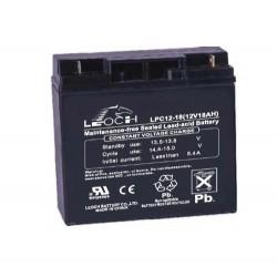 Leoch LPC12-18 Mobility Battery (12V 18AH) (LPC18-12) (18-12) Leoch Alarm
