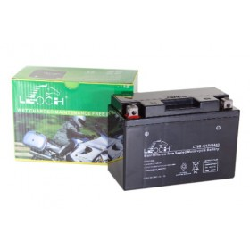 Leoch YT9B-BS 12v 8Ah Motorcycle Battery Leoch Mototcycle