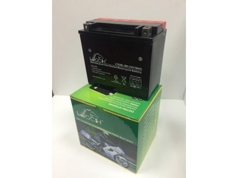 Leoch YTX20L-BS 12v 18Ah AGM Motorcycle Battery (YTX20LBS)
