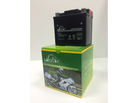 Leoch YTX5L-BS 12v Motorcycle Battery (YTX5LBS)