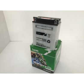 Lucas YB12AA 12Ah  Motor Cycle Battery Lucas Motorcycle