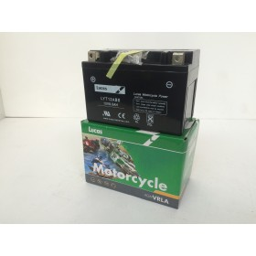 Lucas YB12ABS 10Ah  Motor Cycle Battery Lucas Motorcycle