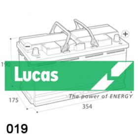 Lucas Premium LP019 Lucas Agricultural