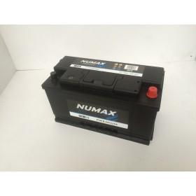 Numax 017 90Ah 720CCA Car Battery