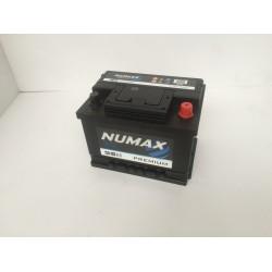 Numax 075 60Ah 540CCA Car Battery