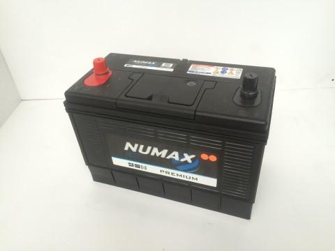 Numax C31-1000 120Ah 1000CCA Car Battery