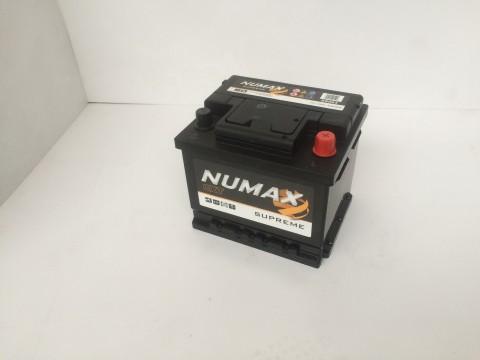 Numax 063 41Ah 360CCA Car Battery