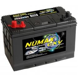 Numax XV27MF100Ah Dual Purpose Leisure / Marine Battery