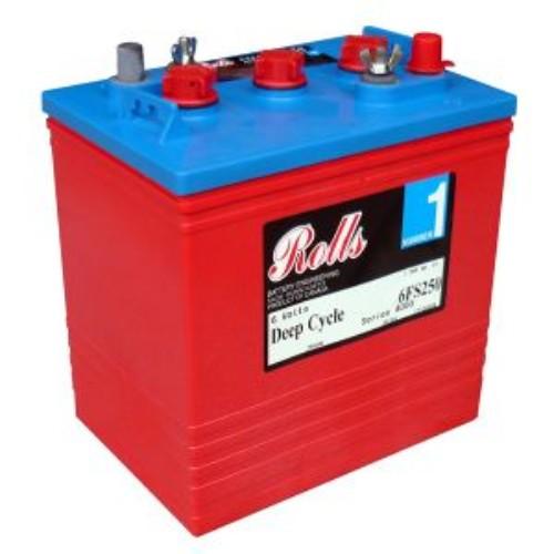 Rolls 6v  Deep Cycle Battery