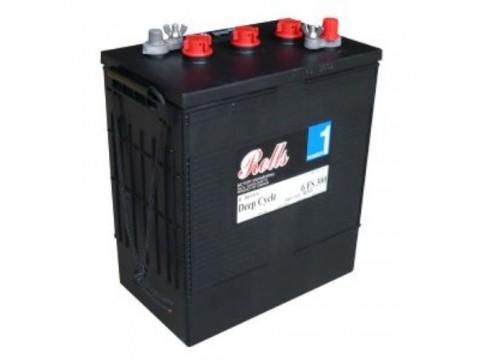 Rolls 6V 6-FS-300 Deep Cycle Battery Rolls Marine
