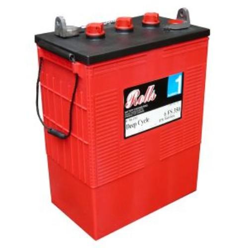 Rolls 6v 6 Fs 350 Deep Cycle Battery