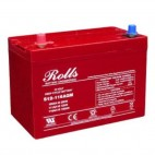 Rolls 12V S12-116AGM Deep Cycle Battery Rolls Agricultural