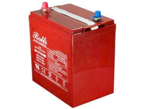 Rolls 6V S6-275AGM Deep Cycle Battery  Rolls Golf Buggy