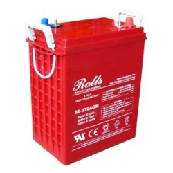 Rolls 6V S6-370AGM Deep Cycle Battery Rolls Marine