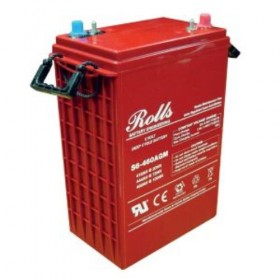 Rolls 6V S6-460AGM Deep Cycle Battery Rolls Marine