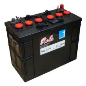 Rolls T12136 Deep Cycle Battery Rolls Leisure