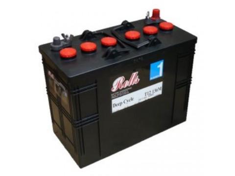 Rolls T12136 Deep Cycle Battery Rolls Leisure
