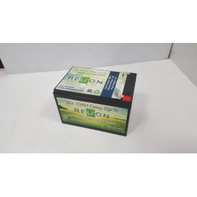 Relion Lithium RB10DP 12v 10Ah Lithium Battery