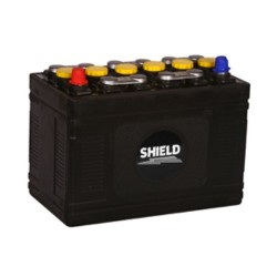 Shield 242/13LOW Classic Car Battery Shield Classic