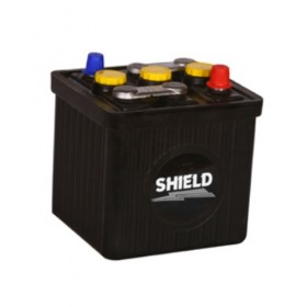 Shield 401 6v Rubber Battery Shield Classic