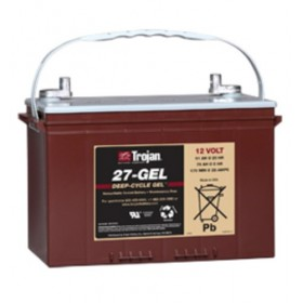 Trojan 27-GEL 12V Deep-Cycle Gel  Trojan Leisure