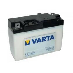 Varta 6N12A-2D Funstart Freshpack Motorcycle Battery (012 025 008) (6N12A2D) 12V 12Ah Varta Funstart 6 Volt