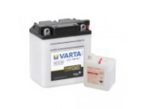 Varta 6N4B-2A-3 Funstart Freshpack Motorcycle Battery (004 012 001) (6N4B2A) 12V 4Ah Varta Funstart 6 Volt