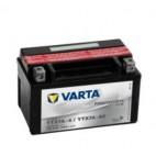Varta YTX7A-BS Funstart AGM Motorcycle Battery (506 015 005) (YTX7ABS) 12V 6Ah Varta Funstart AGM