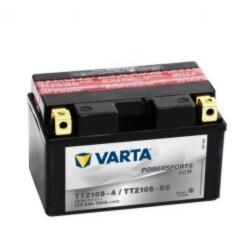 Varta YTZ10S-BS Funstart AGM Motorcycle Battery (508 901 015) (YTZ10SBS) 12V 8Ah Varta Funstart AGM