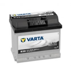 Varta B39 Promotive Black 545 200 030 (063)