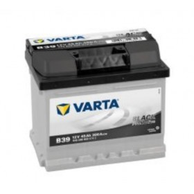 Varta B39 Promotive Black 545 200 030 (063)