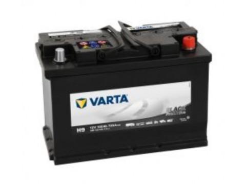 Varta H9 Promotive Black 600 123 072  Varta Industrial