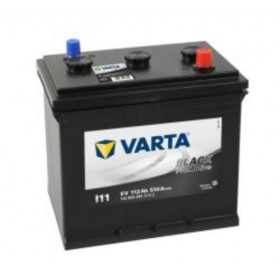 Varta I11 Promotive Black 112 025 051 (511) Varta Industrial