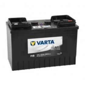 Varta I18 Promotive Black 610 404 068 (663H) Varta Agricultural