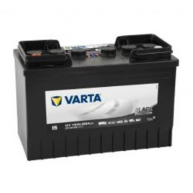 Varta I5 Promotive Black 610 048 068 (664) Varta Agricultural