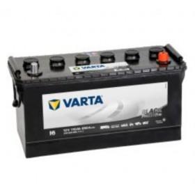 Varta I6 Promotive Black 610 050 085 (616L) Varta Agricultural