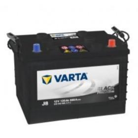 Varta J8 Promotive Black 635 042 068 (633) (333) Varta Agricultural