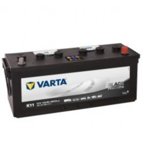 Varta K11 Promotive Black 643 107 090  Varta Agricultural