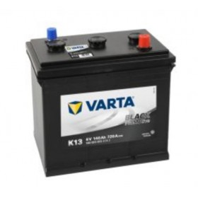 Varta K13 Promotive Black 140 023 072 (511) Varta Industrial
