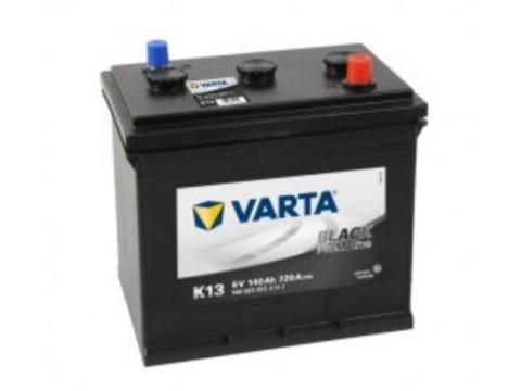 Varta K13 Promotive Black 140 023 072 (511) Varta Industrial